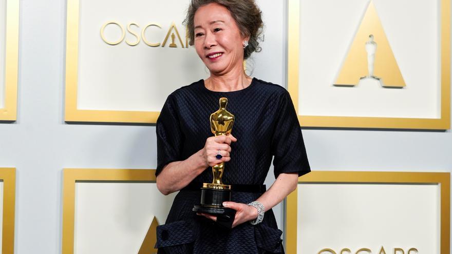 Yuh-Jung Youn, Oscar a mejor actriz de reparto por 'Minari'