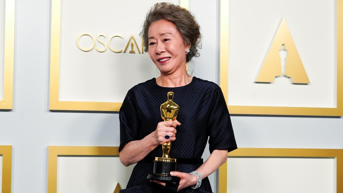 Youn Yuh-jung, Oscar a mejor actriz secundaria