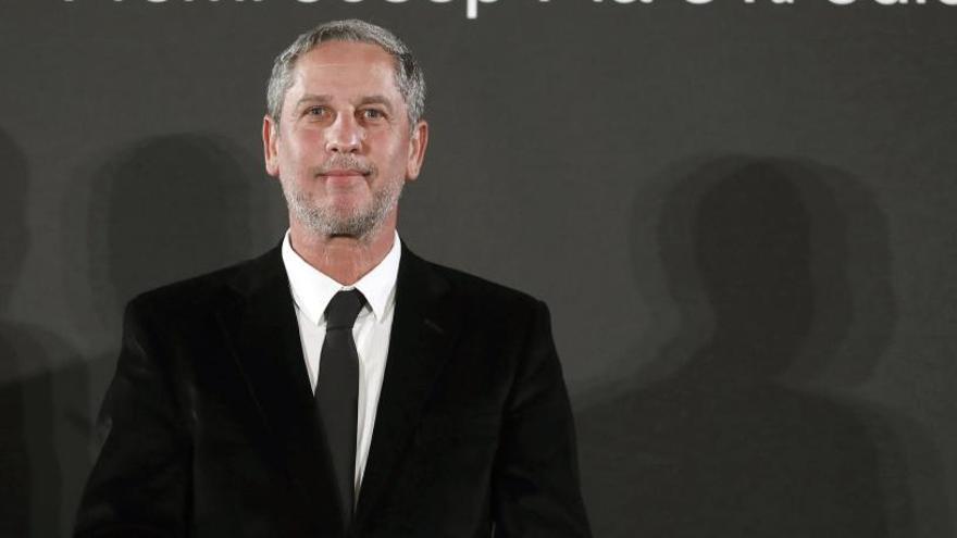 Guillermo Martínez gana el Premio Nadal con la novela 'Los crímenes de Alicia'
