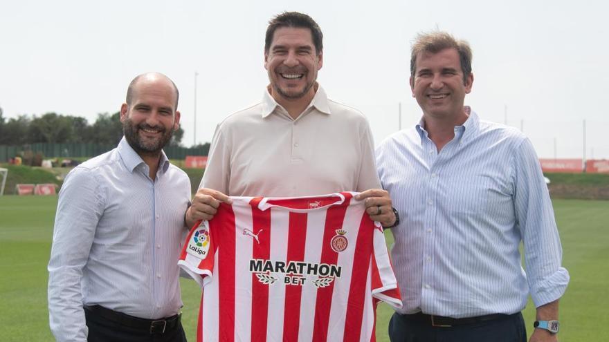 Un empresari nord-americà-bolivià compra el 35% de les accions del Girona FC