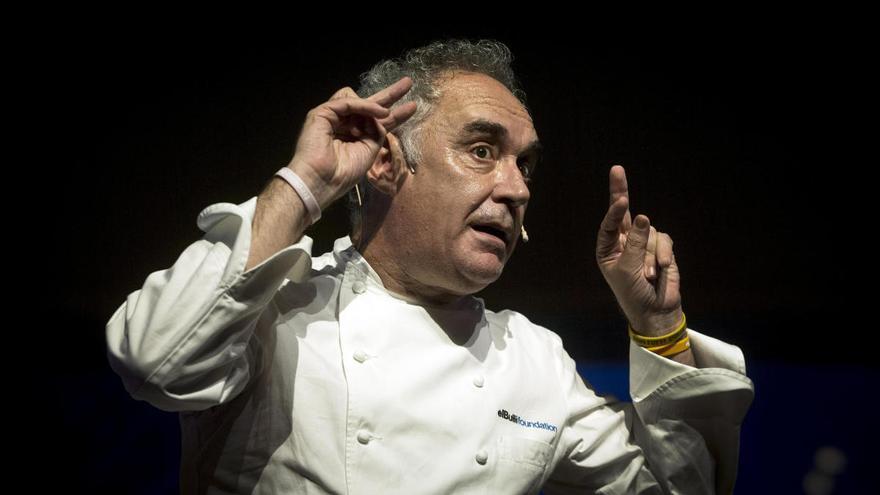 """Ferran Adrià: """"Ves todo lo que hay de elBulli en 'MasterChef' y alucinas"""""""