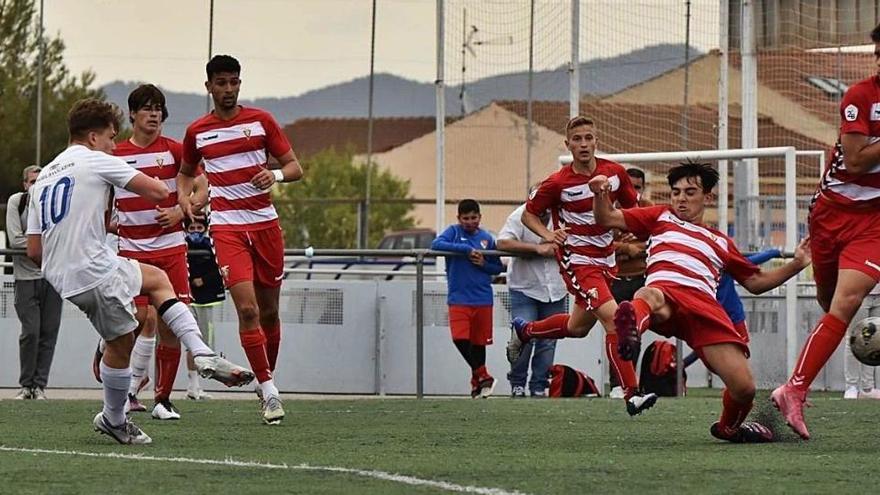 Un gol a l'afegit permet somiar al Nàstic