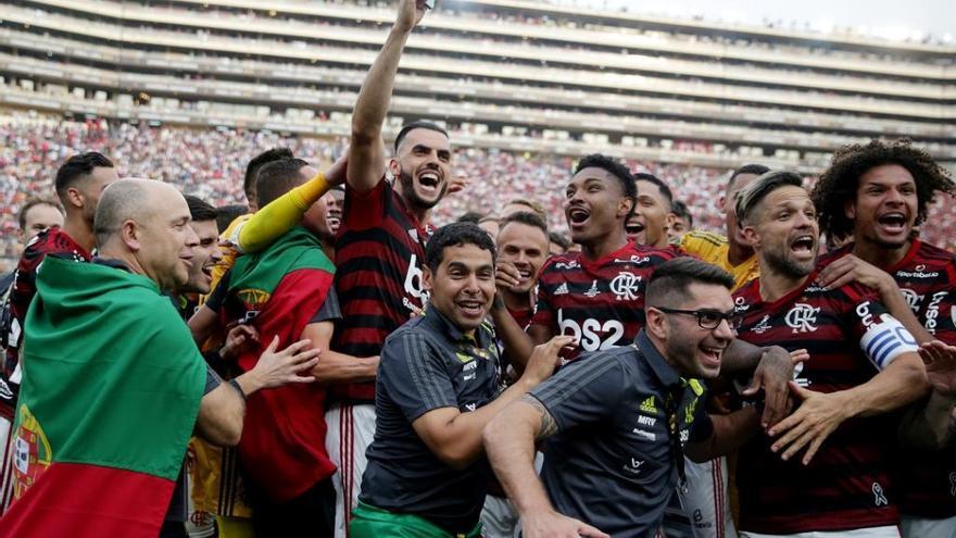 El valenciano Pablo Marí hace historia: primer español que gana la Copa Libertadores