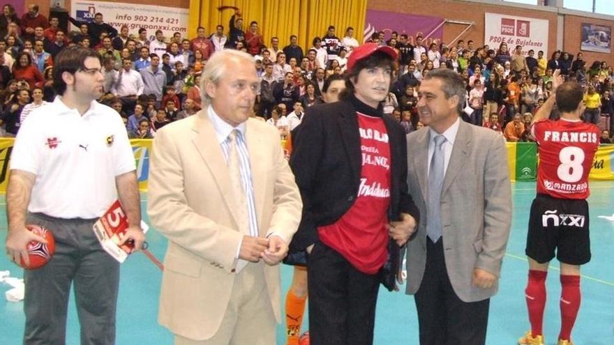 Cuando Camilo Sesto puso el himno al deporte de Bujalance