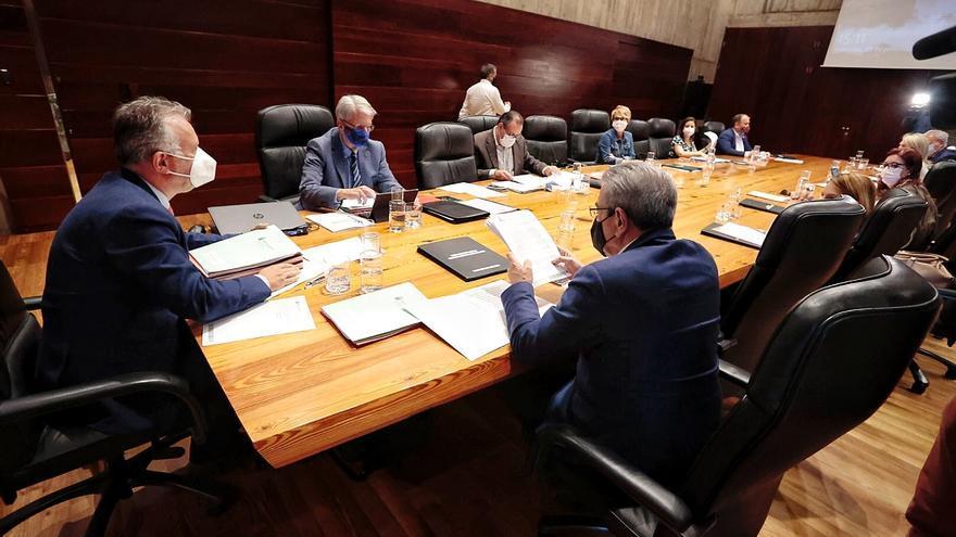 Canarias pedirá prorrogar la limitación de reuniones en encuentros familiares y sociales