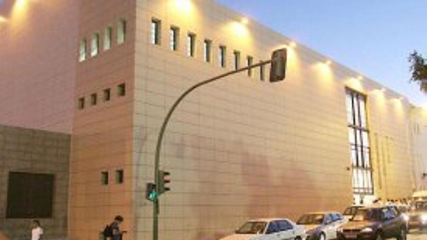 Teatro Insular de Lanzarote- Teatro Víctor Fernández Gopar 'El Salinero'