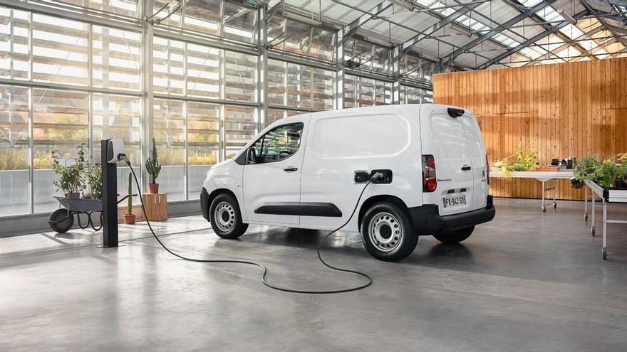 Citroën ë-Berlingo Van 2021: una versión 100% eléctrica para profesionales
