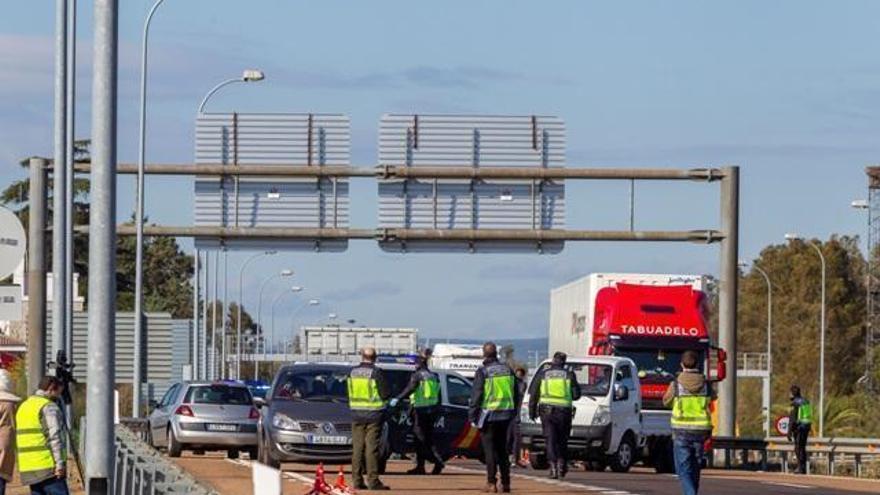 Las restricciones en la frontera con Portugal se prorrogan hasta el 1 de marzo