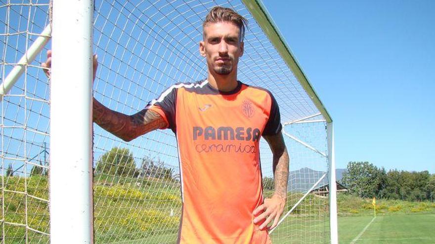 """Castillejo: """"El Villarreal es una gran familia"""""""
