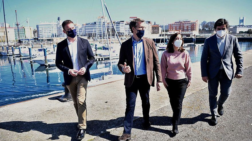 La Xunta propone reducir la deuda del Puerto con la venta del muelle de San Diego para pisos