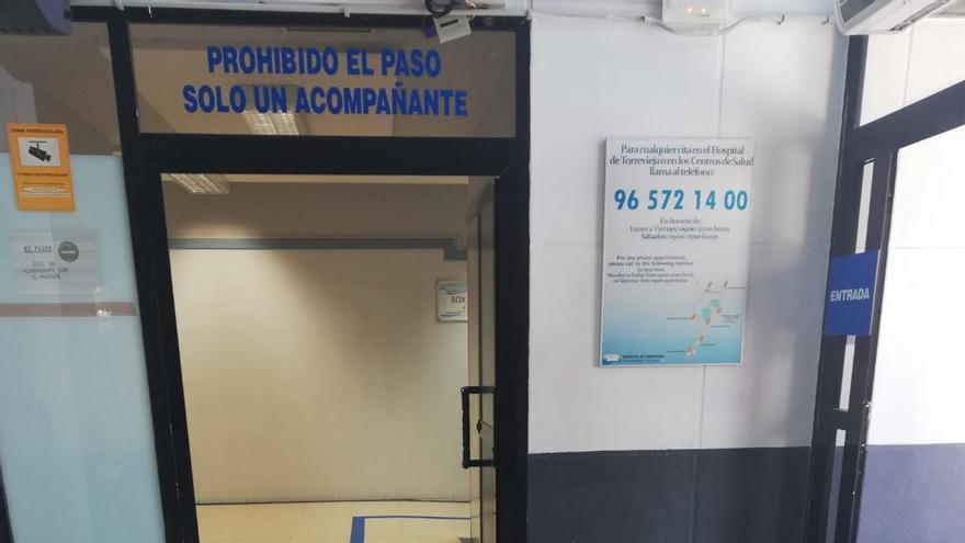 Torrevieja Salud pone en marcha nuevos itinerarios de restricción de acceso a los centros de salud para evitar contagios covid