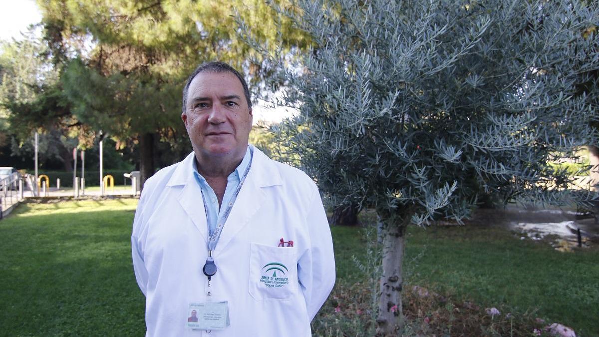 Antonio Rivero: «El coronavirus sigue matando y haciendo enfermar a personas jóvenes»