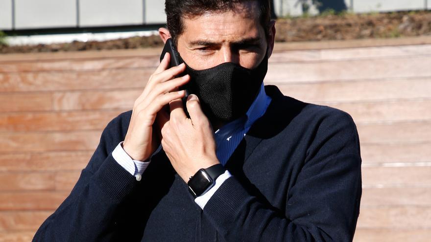 El corazón vuelve a darle un susto a Iker Casillas