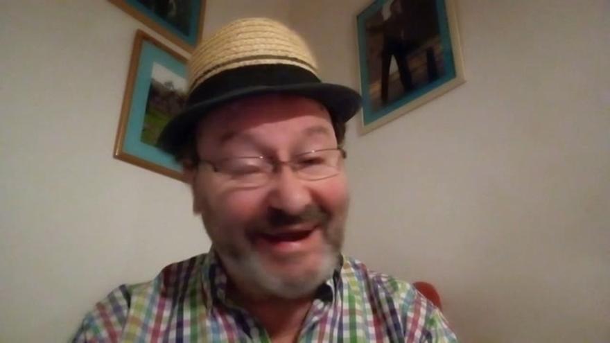 Leonardo Dantés anima a apuntarse a la Rainbow Run Extremadura