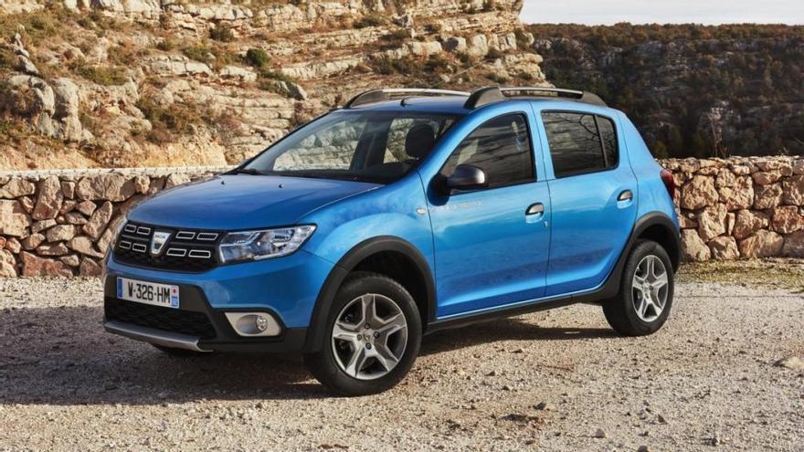 El Dacia Sandero lidera el mercado de particulares en el primer semestre de 2019