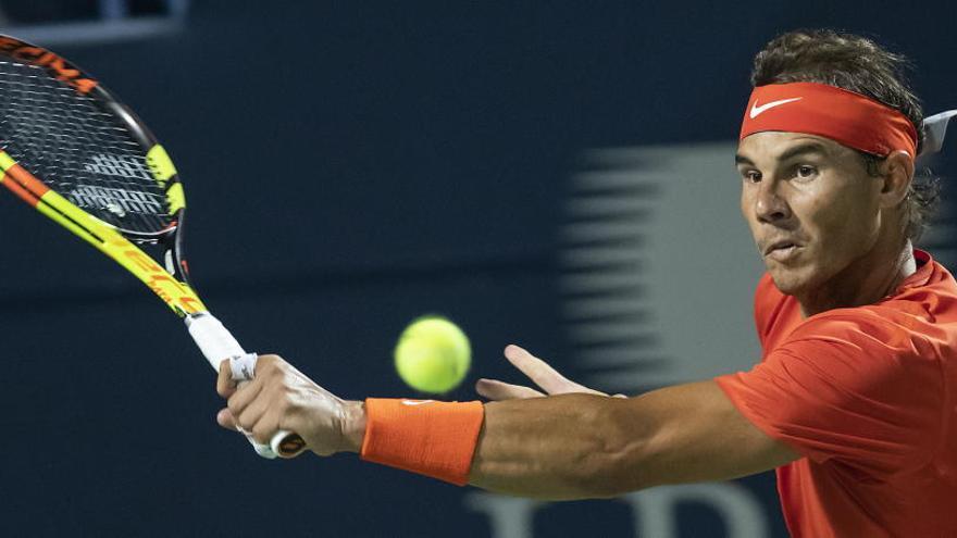 Nadal se impone a Cilic y pasa a semifinales