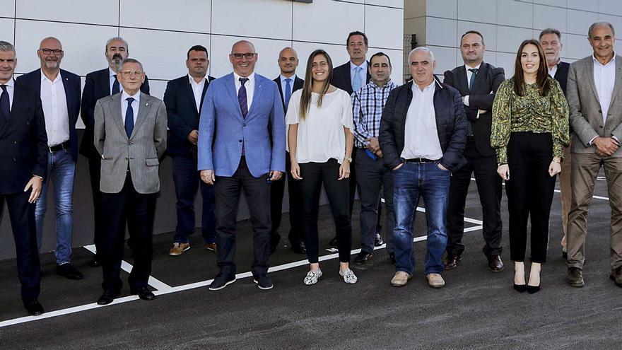Las claves de la nueva Federación Asturiana de fútbol: cuatro mujeres y apoyo al fútbol de base