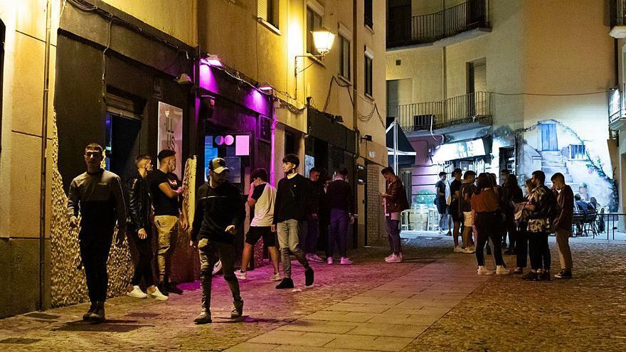 Zamora supera sin sustos reseñables el primer fin de semana de ocio nocturno