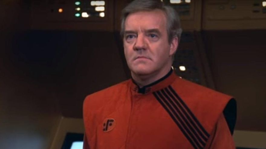 Muere Richard Herd, actor de Seinfeld, Star Trek y V