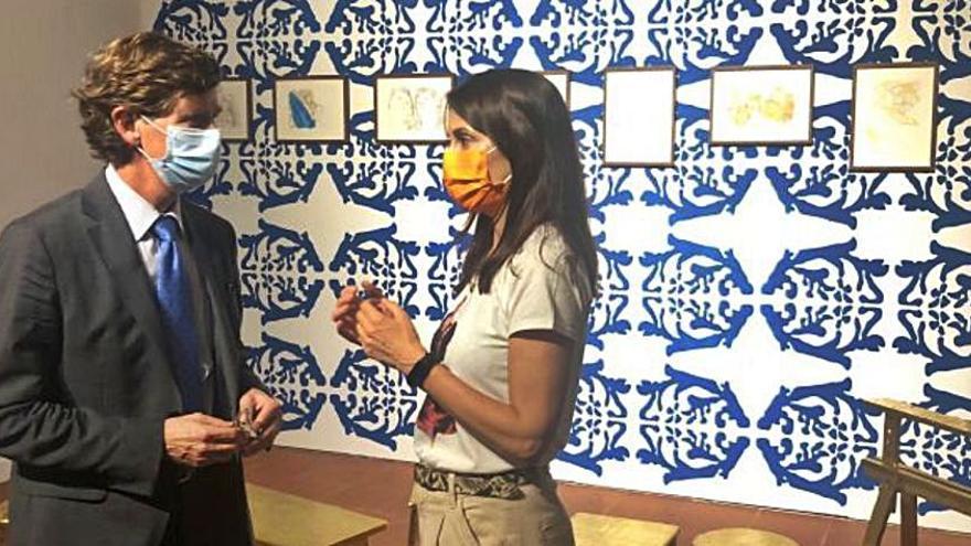 Diana Larrea trae a Verónicas a sus mujeres artistas desconocidas