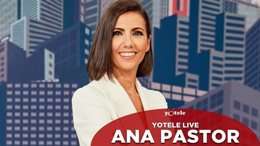 """Ana Pastor: """"Atresmedia es el sitio en el que quiero estar y de aquí no me muevo"""""""