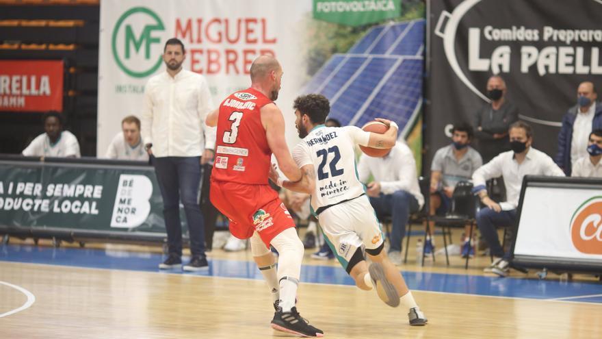 El Benicarló pierde en Menorca y se queda sin el 'play-off' de ascenso (80-58)