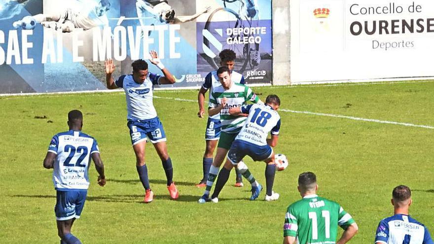 El Ourense CF se mantiene líder
