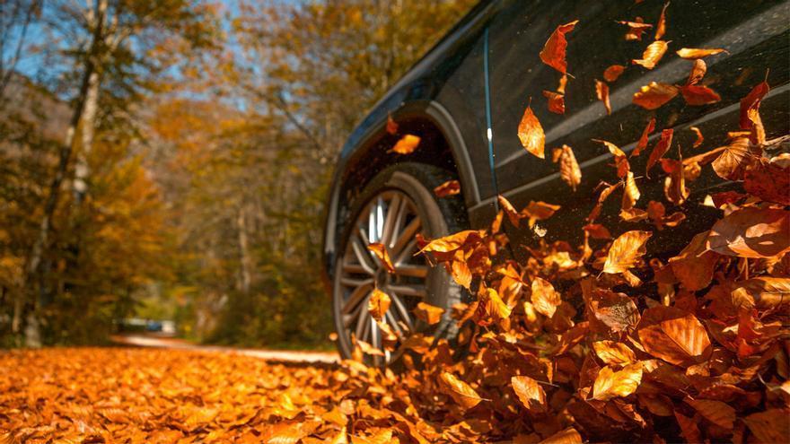 ¿Están tus neumáticos preparados para el frío del otoño?