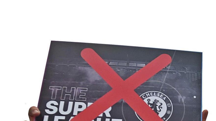 La Superliga agoniza por la  presión de los clubes ingleses