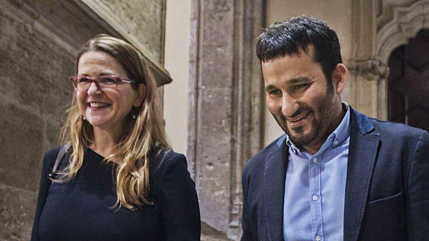 Ximo Puig suma a la exconsellera por Compromís Elena Cebrián a su equipo