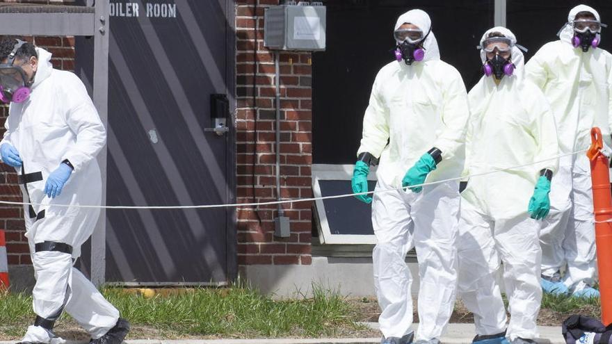 La pandemia roza ya los 33 millones de casos