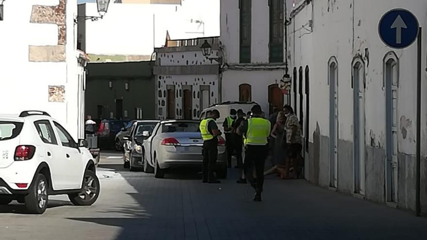 La Guardia Civil intercepta 90 kilos de hachís tras una persecución por Sardina del Sur