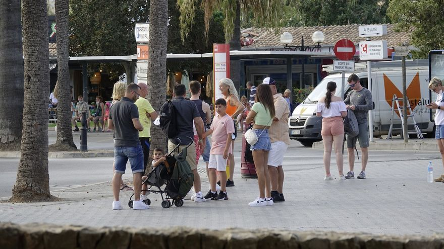 Arrancan los paros parciales en los buses de Calvià y Andratx