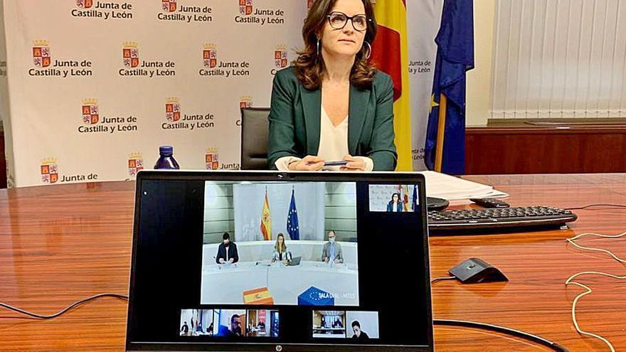 Castilla y León exige un reparto justo  de los fondos europeos para el empleo