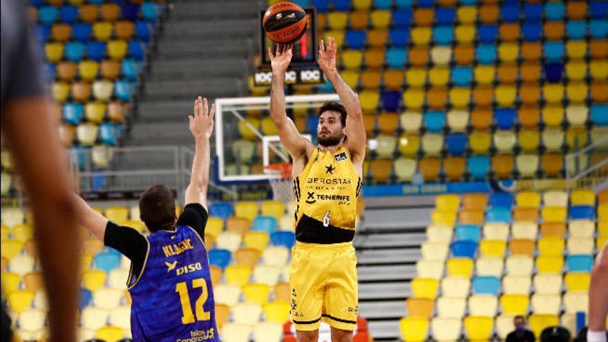 Bruno Fitipaldo: Me siento muy bien, estoy adaptado al grupo y a la dinámica