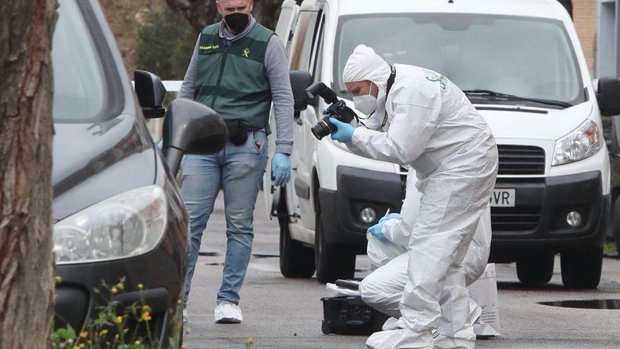 Detenido por intentar matar a su expareja en Valencia