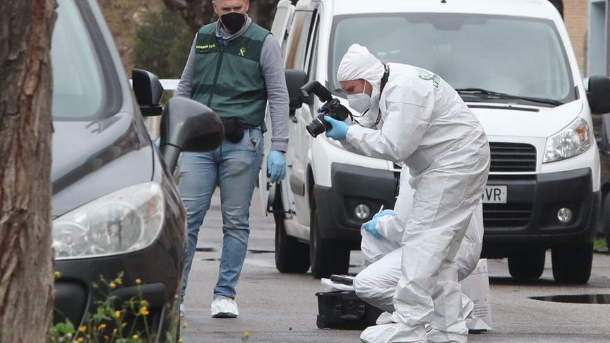 Un hombre intenta matar a cuchilladas a su expareja en Valencia