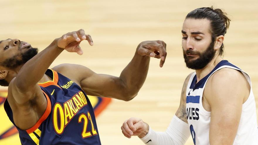Los Lakers de Gasol caen ante los 76ers y los Wolves de Rubio ceden ante los Warriors