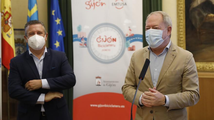 Gijón contará el año que viene con una red de 250 bicicletas eléctricas públicas