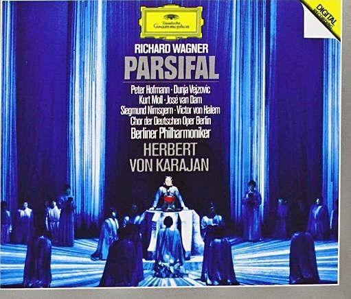 El 'Parsifal' dirigido por Von Karajan.