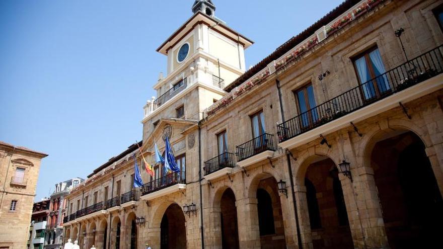 Oviedo Patrimonio: fachada del Ayuntamiento