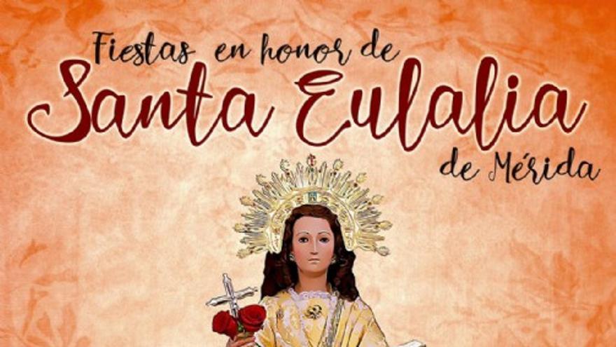 Fiestas en honor de Santa Eulalia de Mérida 2020