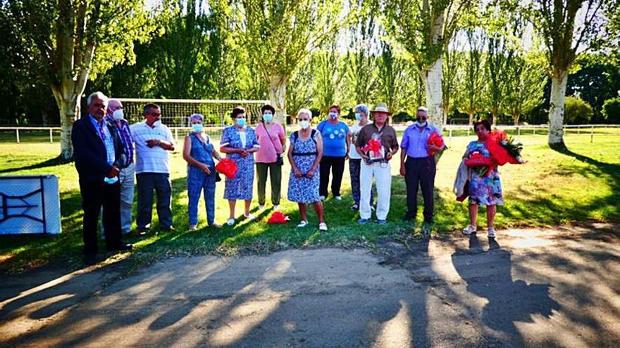 La Asociación de Jubilados La Magdalena organiza un homenaje para los mayores de 75 años de Villabrázaro