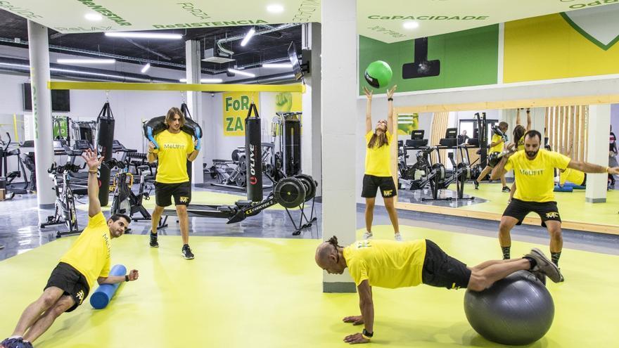 """El gimnasio MeuFit, el nuevo """"escaparate"""" de Vialia Vigo"""