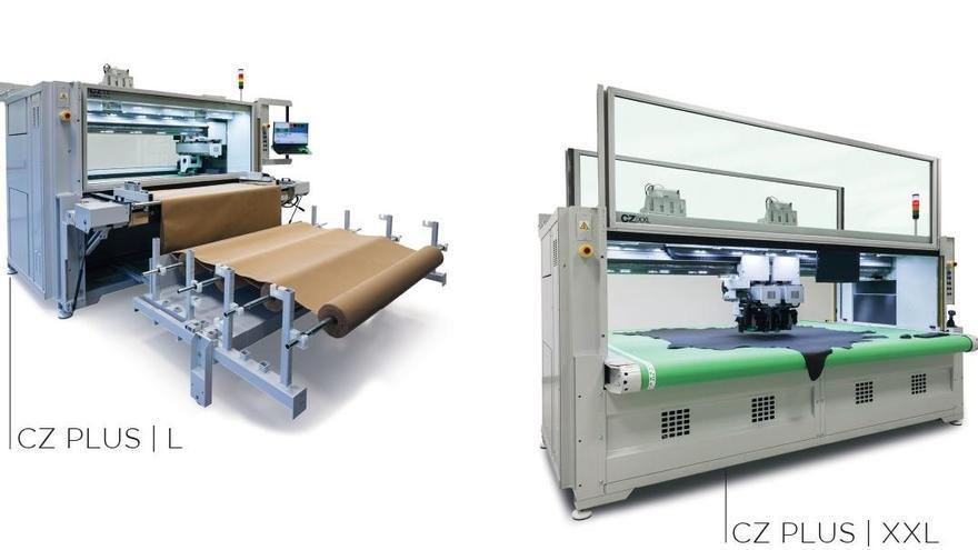 Comelz continua innovando con las máquinas de corte CZ Plus y CJ Series