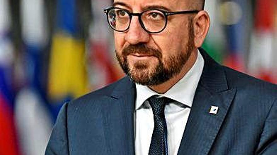 El primer ministre belga anuncia que dimiteix perquè no pot mantenir el govern