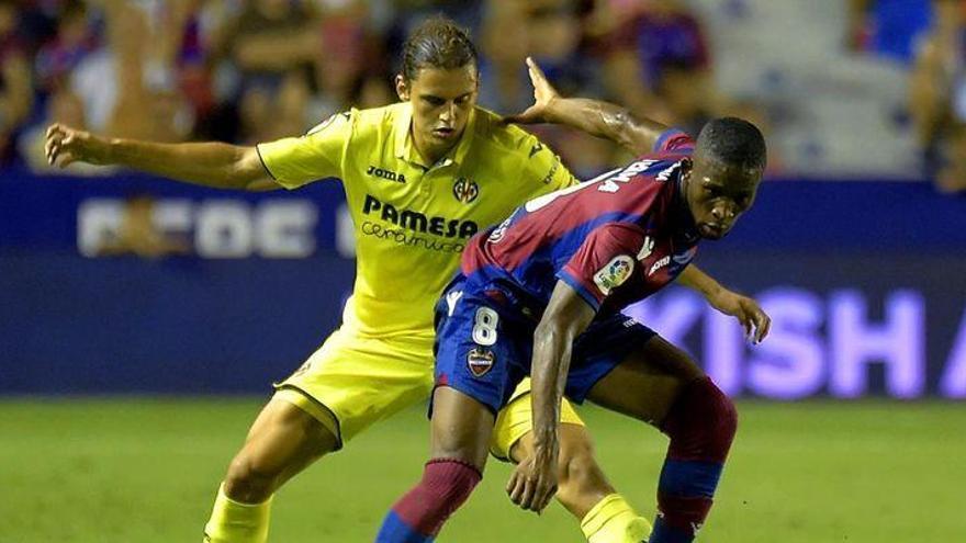 El Villarreal cierra la cesión de Enes Ünal al Levante