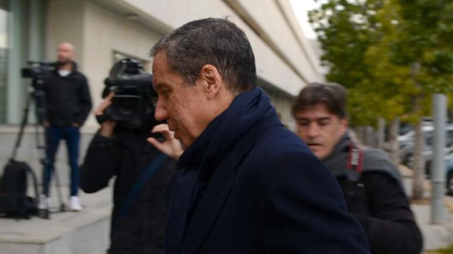 La Justicia sólo halla 300.000 de los 9 millones de euros desviados por Zaplana a Andorra