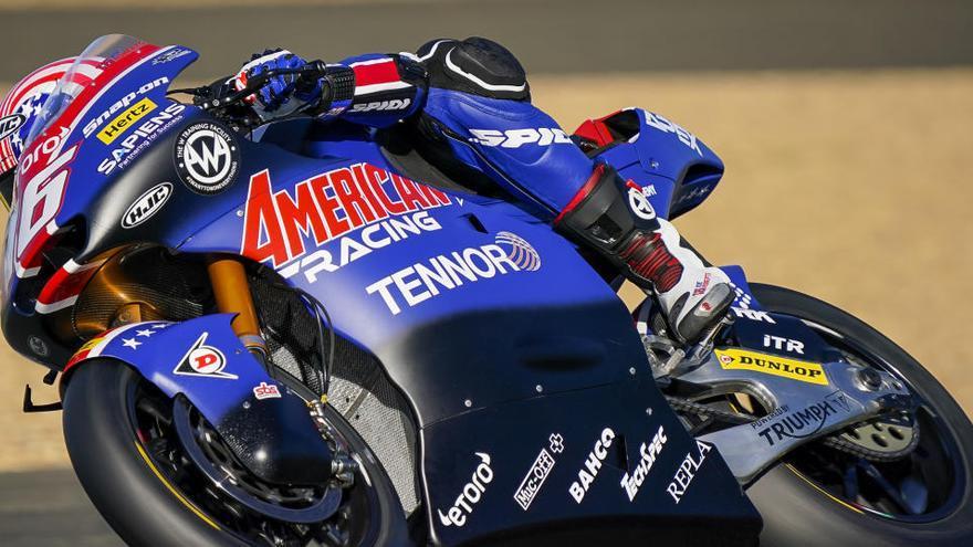 Carrera de Moto2 del GP de Francia, en directo