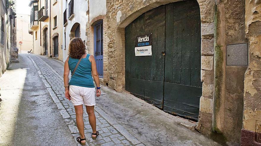 Augmenta la demanda d'habitatges als municipis rurals de la comarca